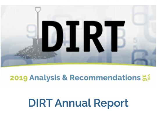 2019 DIRT Website Graphic