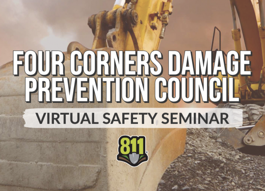 2020 4 Corners DPC Safety Seminar Graphic