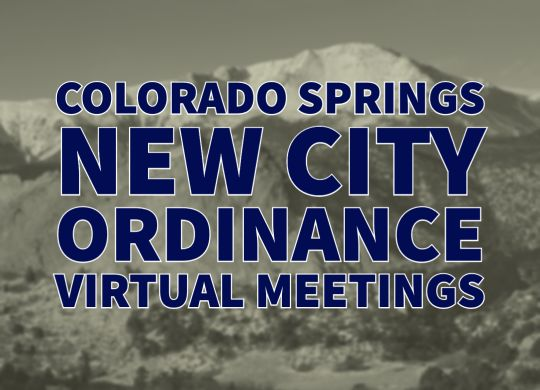 Colorado Springs Virtual Annual Meeting