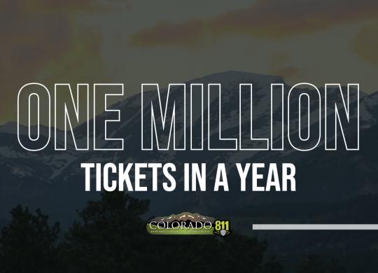 One Million Ticket 2020 Website Post