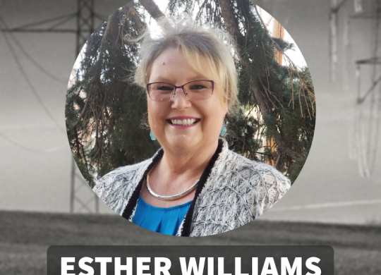 Esther Williams Website Image